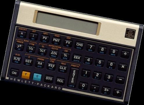 HP 12c
